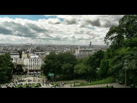 Warfare urban canyon Live  video mobile in Paris NoLOS by IP UHF radio MobiRake