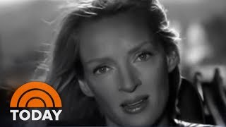 Uma Thurman Breaks Her Silence And Speaks Out On Harvey Weinstein, 'Me Too' Movement   TODAY