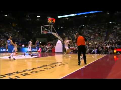 Euroleague 2013/14 : EA7 Emporio Armani Milan 71-78 Real Madrid