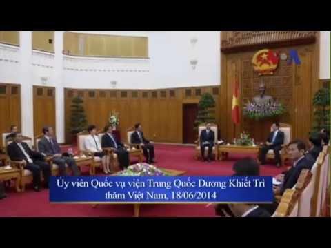 Truyền hình vệ tinh VOA Asia 26/8/2014
