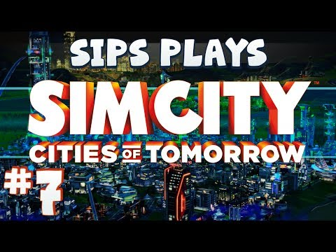 Simcity - Cities of Tomorrow (Full Walkthrough) - Part 7 - Fond Dwarf Memories
