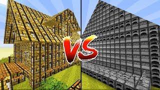 Thử Thách Làm Nhà Sáng Tạo Trong Minecraft (Minecraft)