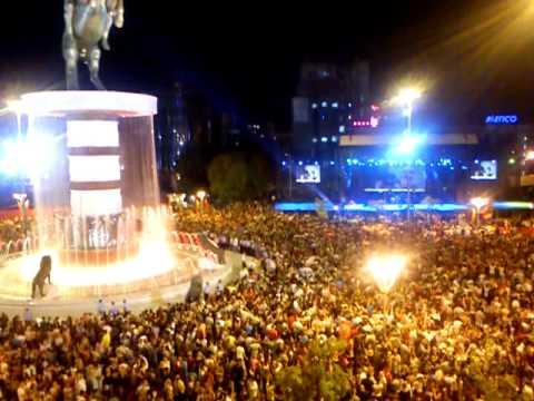 8 septemvri proslava na denot na nezavisnosta na MAKEDONIJA