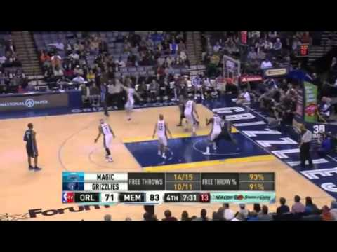 Orlando Magic vs Memphis Grizzlies   FULL GAME HIGHLIGHTS   December 9, 2013   NBA 2013 14 Season