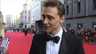 OLIVIER AWARDS 2014 Best Actor Nominee Tom Hiddleston