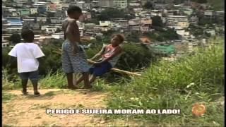 Perigo e sujeira moram ao lado - Alterosa em Alerta 26/02/15