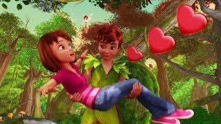 פיטר פן – כולם מתאהבים בוו'נדי
