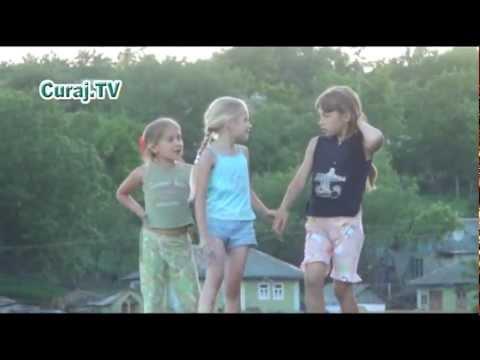 Sportul copiilor de la sat