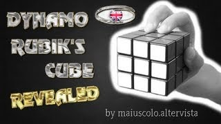 DYNAMO RUBIK'S CUBE REVEALED