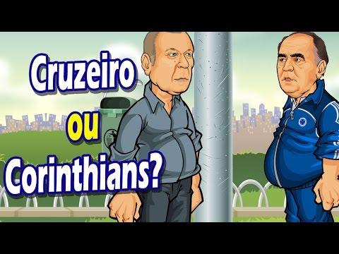 Cruzeiro ou Corinthians? - ANIMATUNES