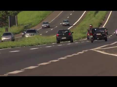 Jovem sofre acidente em Santa B�rbara D�Oeste