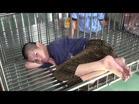 Trẻ mồ côi và tàn tật tại Mái Ấm Thiện Duyên-Part 2/2-Củ Chi, Sài Gòn