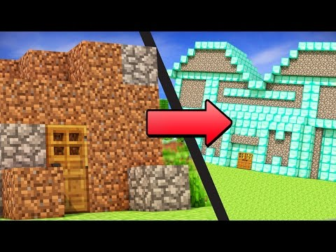 EASY ways to go from NOOB to PRO in Minecraft!