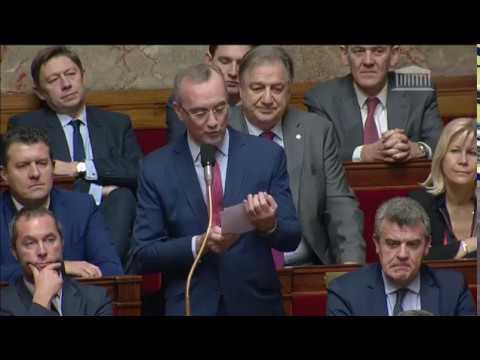 M. Jean-Carles Grelier - Crise des gilets jaunes