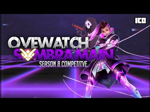 Sombra Main - Overwatch Competitive Climb! - Road to Grandmaster