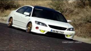 Honda Civic ES7 JDM White Video By MMPower videos