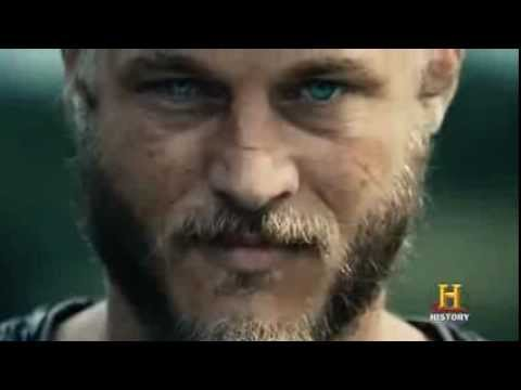 Trailer Vikings.- Serie.