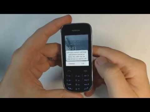 Ada tombol khusus WhatsApp di Nokia Asha 210