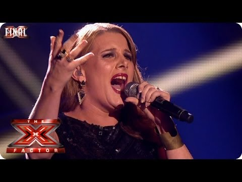 Sam Bailey sings Skyscraper - Live  Final Week 10 - The X Factor 2013