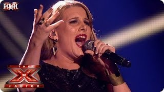 Sam Bailey sings Skyscraper – Live Final Week 10 – The X Factor 2013