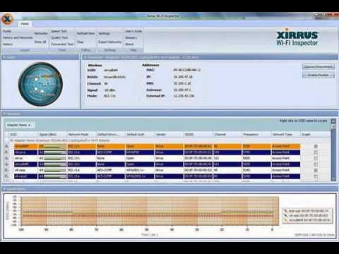 Xirrus Wi-Fi Inspector - Descargar Gratis