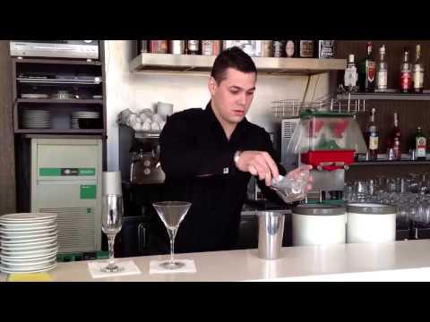 Prepararea cocktail-ul Suleyman Magnificul