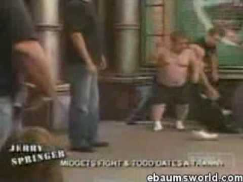 midget fighting jerry