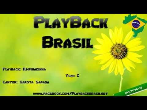 PlayBack Empinadinha Garota Safada Playback Brasil)