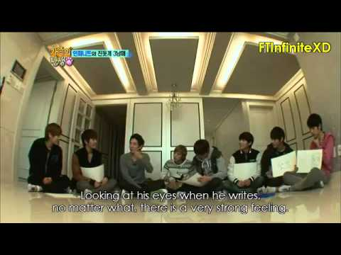 ENG SUB] 111119 INFINITE - Birth Of A Family EP2 2/2 - YouTube