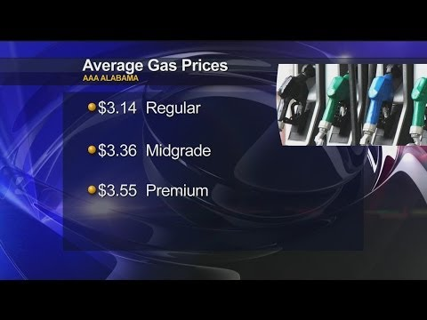 Gas prices dropping across the area