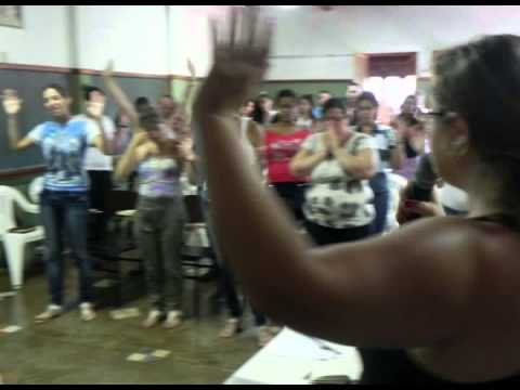 1º Luau com Cristo - RCC - Ministério Jovem / março 2012