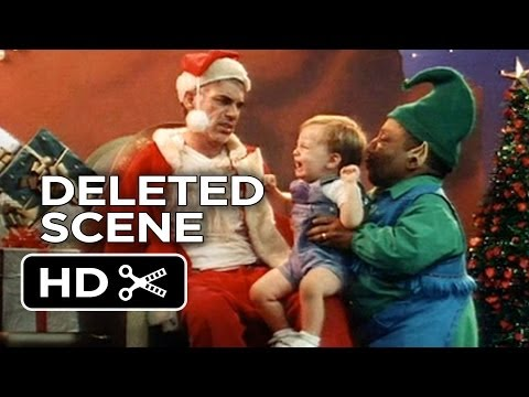 Bad Santa Deleted Scene - Suck it Up (2003) - Billy Bob Thornton Movie HD