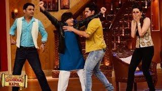 Karisma Kapoor On Comedy Nights With Kapil 22nd June 2014