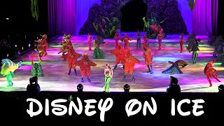 Disney On Ice 2015 - The Little Mermaid (Birmingham, UK)