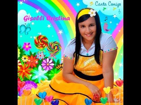 Giselli Cristina- Meu Barquinho (Versão Infantil) Lançamento 2013