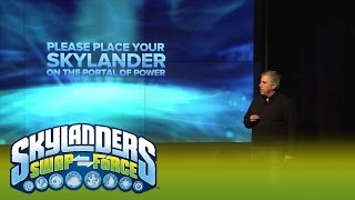 Game Play Demo: Official Skylanders SWAP Force