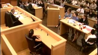 2013 Rosa Parks Mock Trial