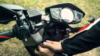 Скутер IRBIS BWS