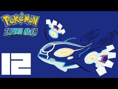 Pokemon Zafiro Alfa! El Entrenador Madafaka! Cap.12!
