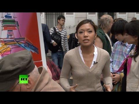 Париж отпугивает туристов плохим сервисом и грубостью местных жителей