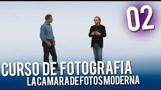 Curso de fotografía: Cámara de fotos moderna