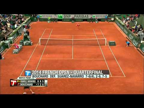Maria Sharapova Advances to French Open Semifinals