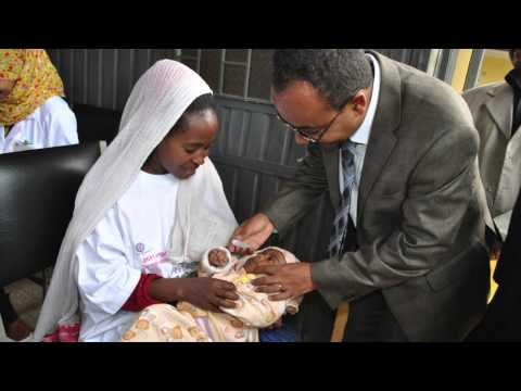 Ethiopia Minister of Health on Country's Historic Health Advances