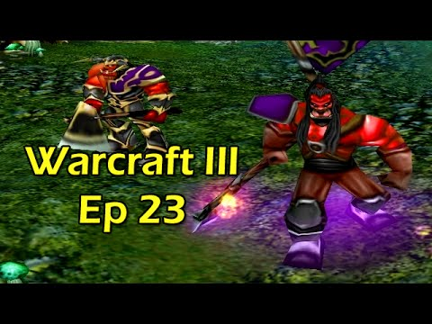 Warcraft 3 with Wowcrendor Ep 23: Demon Blood Tastes Like Koolaid