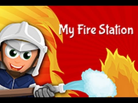 My Fire Station by Chocolapps (English trailer)