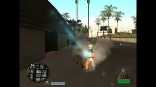 Como Instalar Naruto Mod Gta San Andreas (loquendo)
