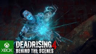 Dead Rising 4 - Behind the Scenes
