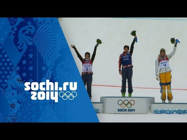 Freestyle Skiing - Ladies' Ski Cross - Thompson Wins Gold | Sochi 2014 Winter Olympics