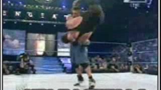 WrestleMania 26 John Cena Vs. Undertaker