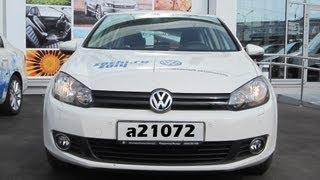 Volkswagen Golf Тест-драйв.Anton Avtoman.